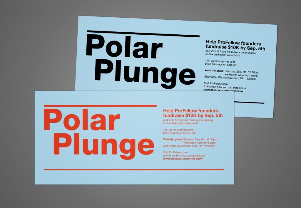 Polar Plunge September 6, 2011