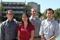 University of Houston 2012 NSF Graduate Research Fellowship Winners