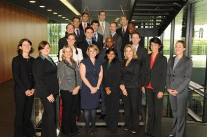 The 2010-11 Bosch Fellows