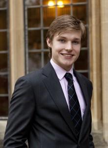 Christopher Pruijsen, 2012 RSA Fellow