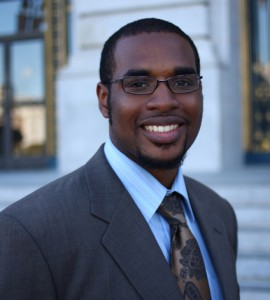 Rance Graham-Bailey, 2010 City Hall Fellow in San Francisco