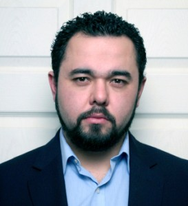 Reynaldo Rojo Mendoza, 2012 Drugs, Security and Democracy (DSD) Fellow