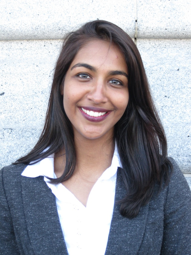 Shaibya Dalal, 2011-12 City Hall Fellow