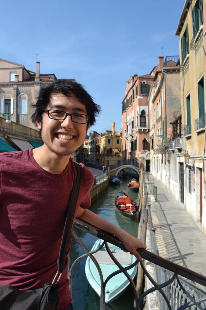 Julian Reyes, 2012-13 NSF IGERT NSPIRE Fellow, WSU