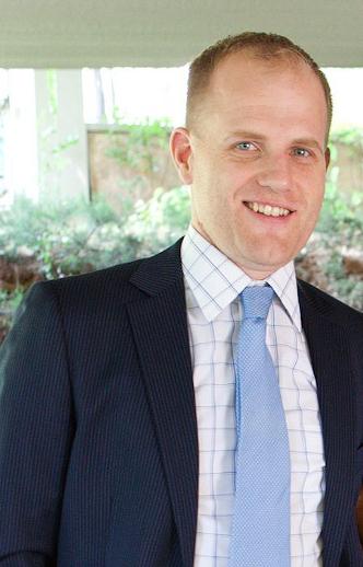 Scott Burns, 2007-2008 Alfa Fellow