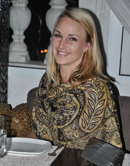 Hillary Evans, 2011-12 Fulbright Scholar in Tajikistan