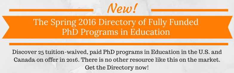 Fully Funded PhD