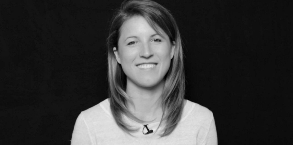 Kelly Peeler, 2013 Kauffman Foundation Global Scholar and Founder of NextGenVest (Photo by Kelly Peeler)