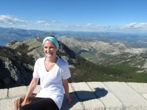 Kate Poisson, 2013-14 Fulbright Teaching Assistantship (ETA) Fellow