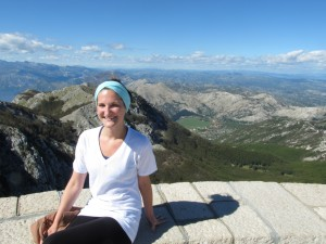 Kate Poisson, 2013-14 Fulbright Teaching Assistantship (ETA) Fellow