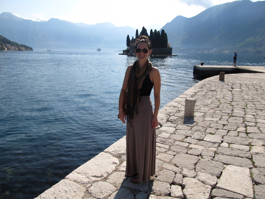 Kate Poisson, 2013-14 Fulbright ETA Fellow in Montenegro