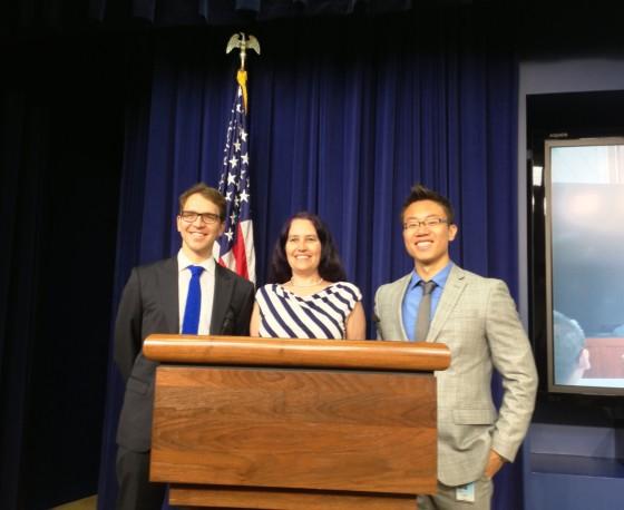 Jason Shen 2013 Presidential Innovation Fellow at the Smithsonian