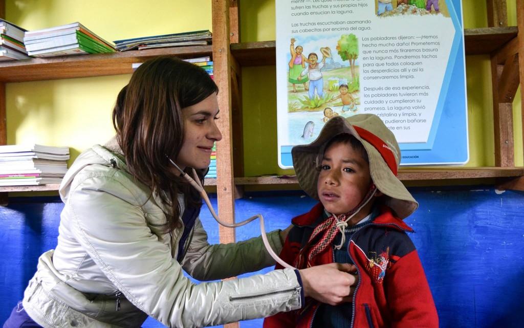 Brooke Bachelor at Sacred Valley Health