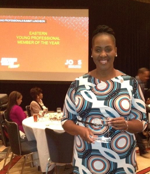 2014 Capital City Fellow Sareeta Spriggs
