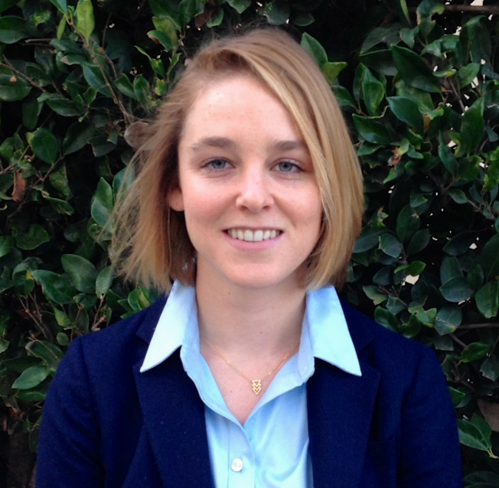 2013-14 New Sector RISE Fellow Allie Jones