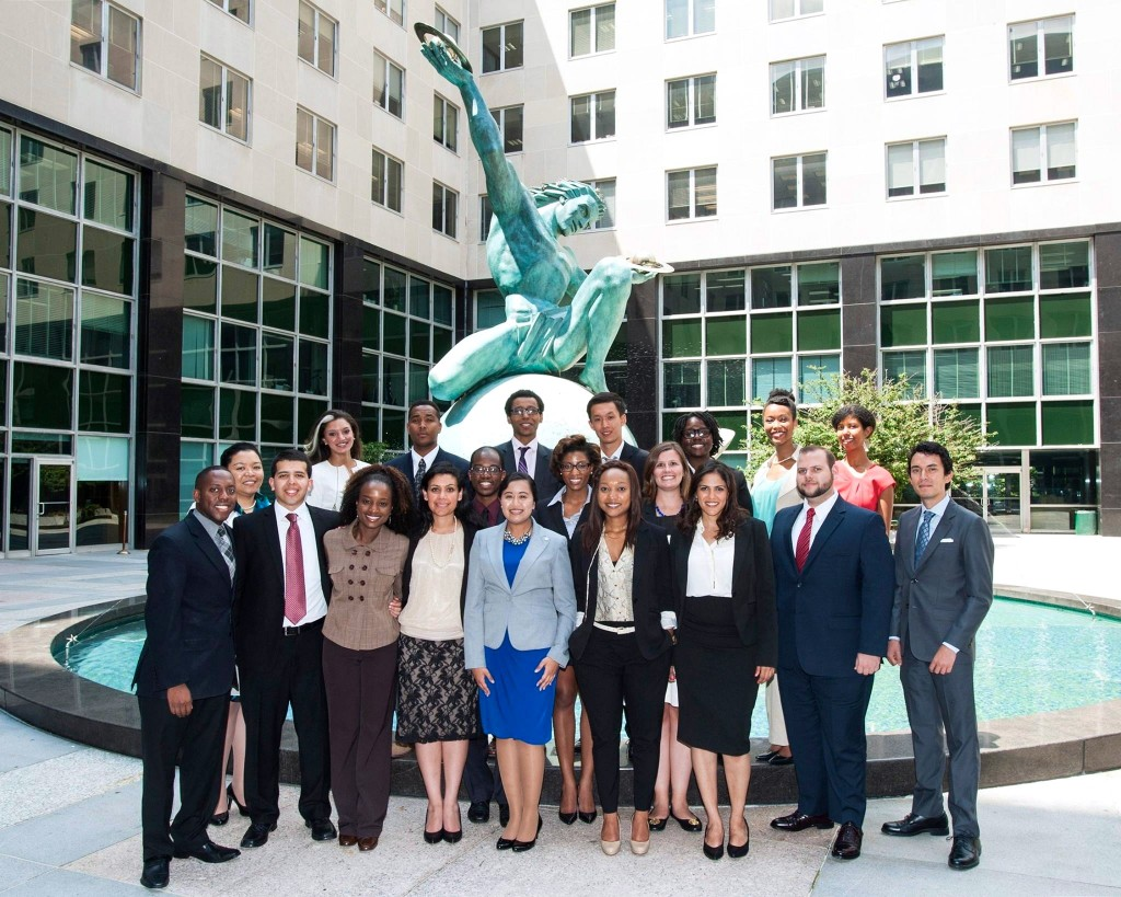 2014 Rangel Graduate Fellows