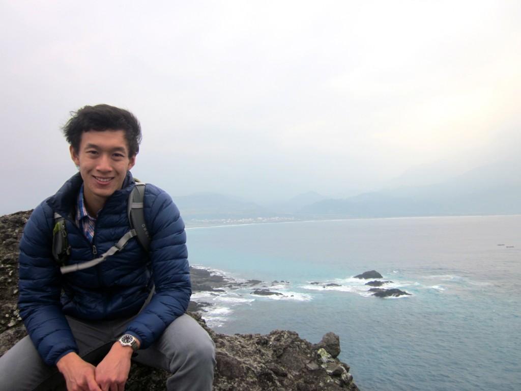 2014 Rangel Fellow Adam Kong