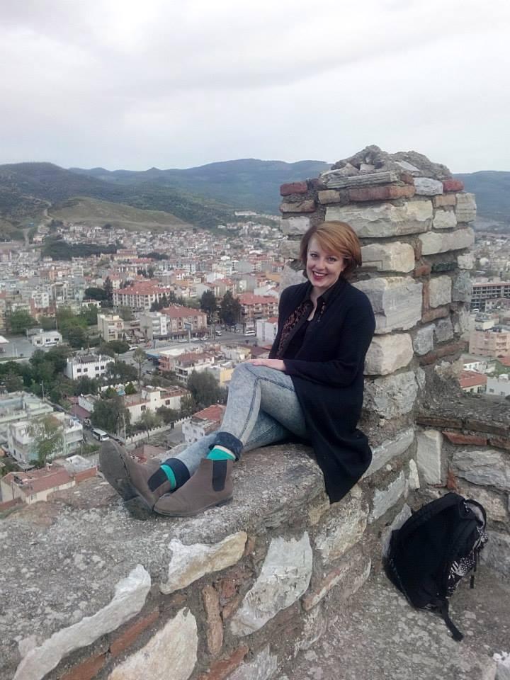 Carleigh Morgan, 2013-14 Fulbright ETA in Turkey