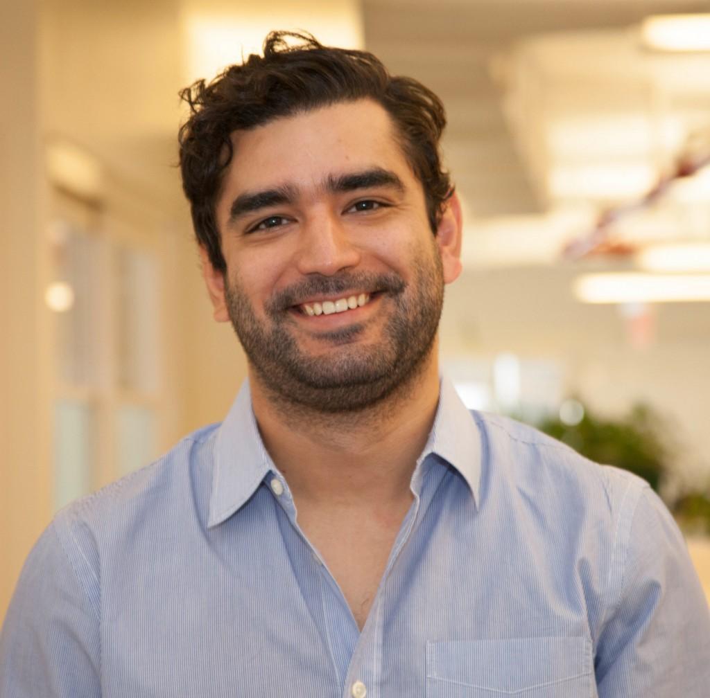 2012-13 John D. Solomon Fellow Luis Daniel