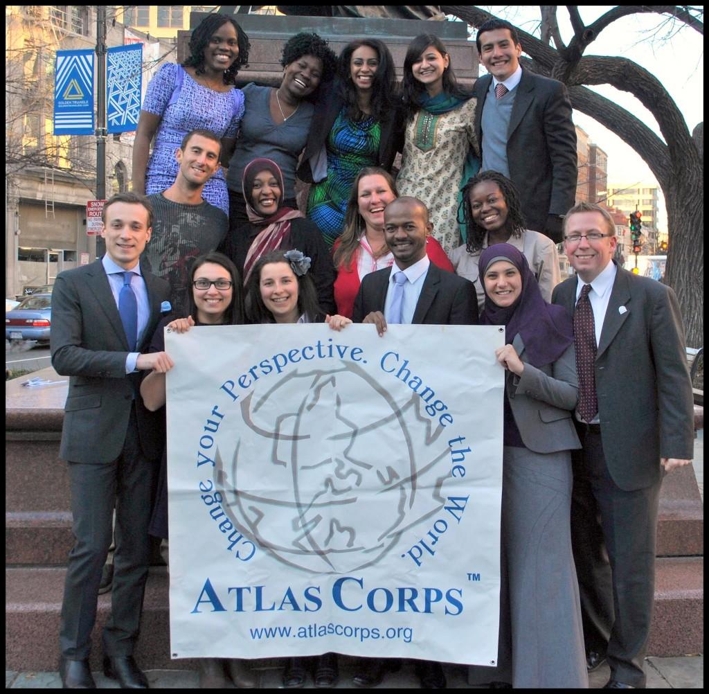 The 11th Atlas Corps Class, January 2013