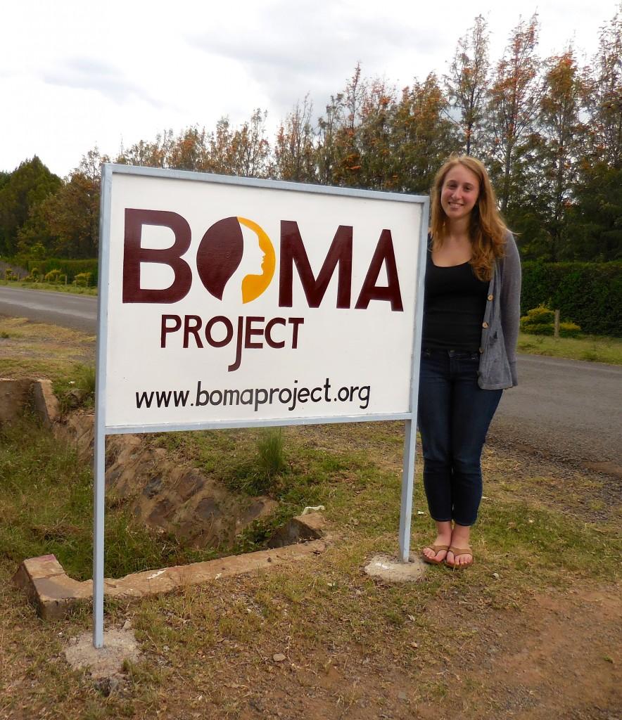 2014 Princeton in Africa Fellow Eva Zenilman