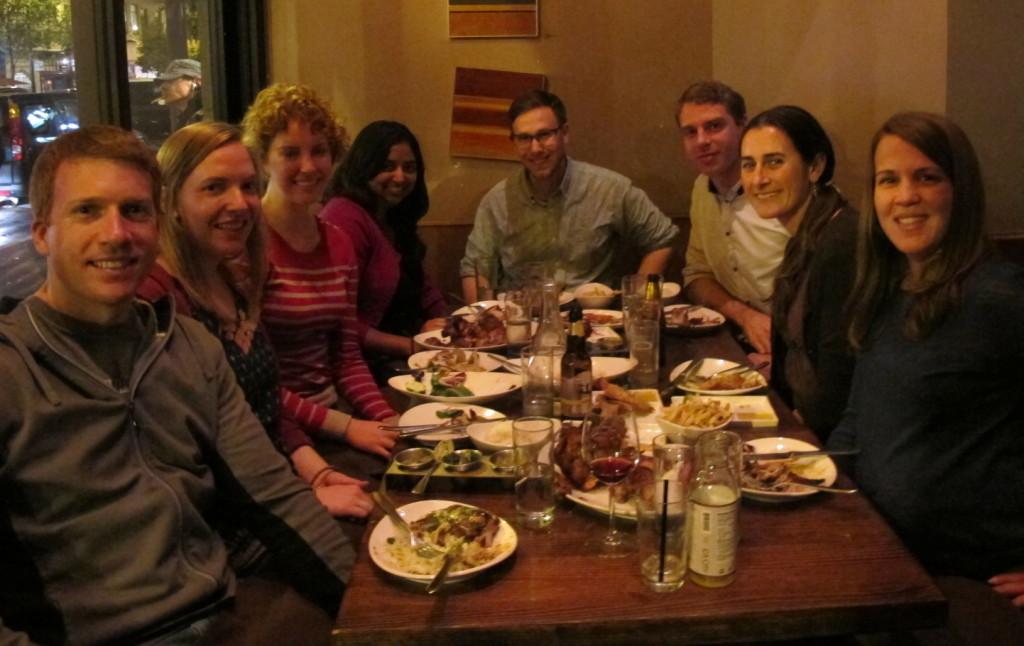 Esteemed Fellows Dinner, International Fellows Network