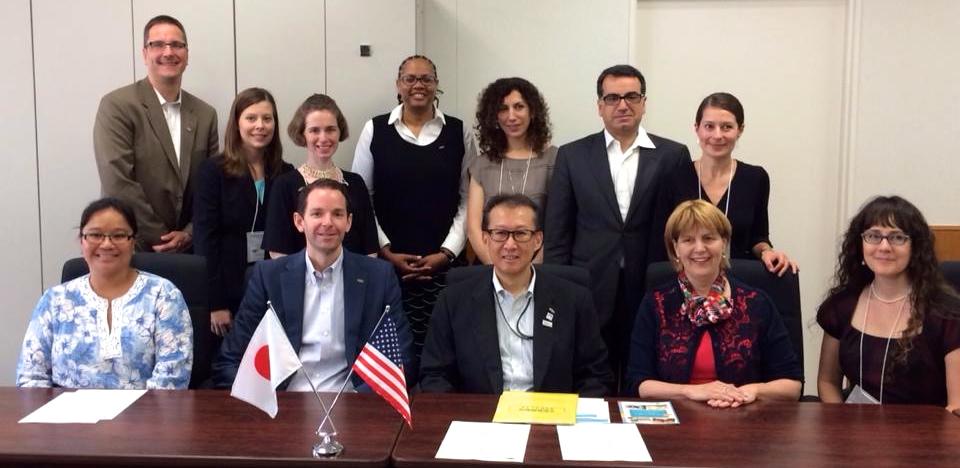 Fulbright International Education Administrators Program, Debra Clemans, Japan
