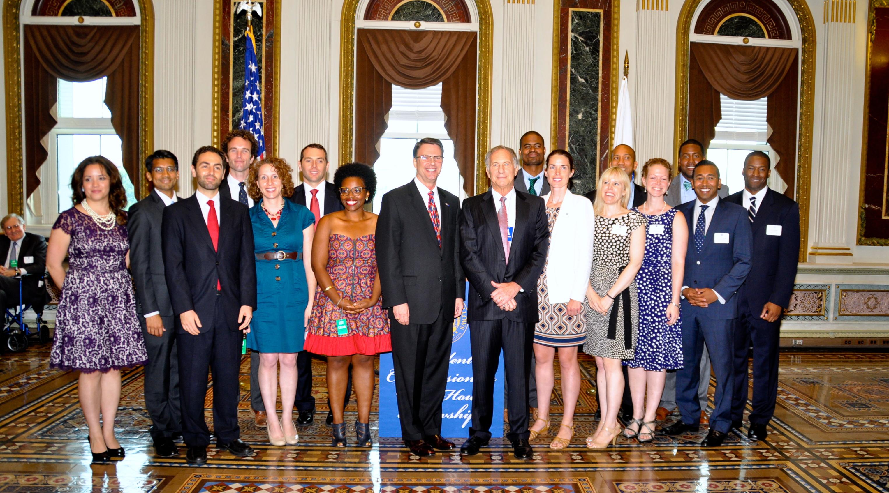 2012-13 White House Fellows