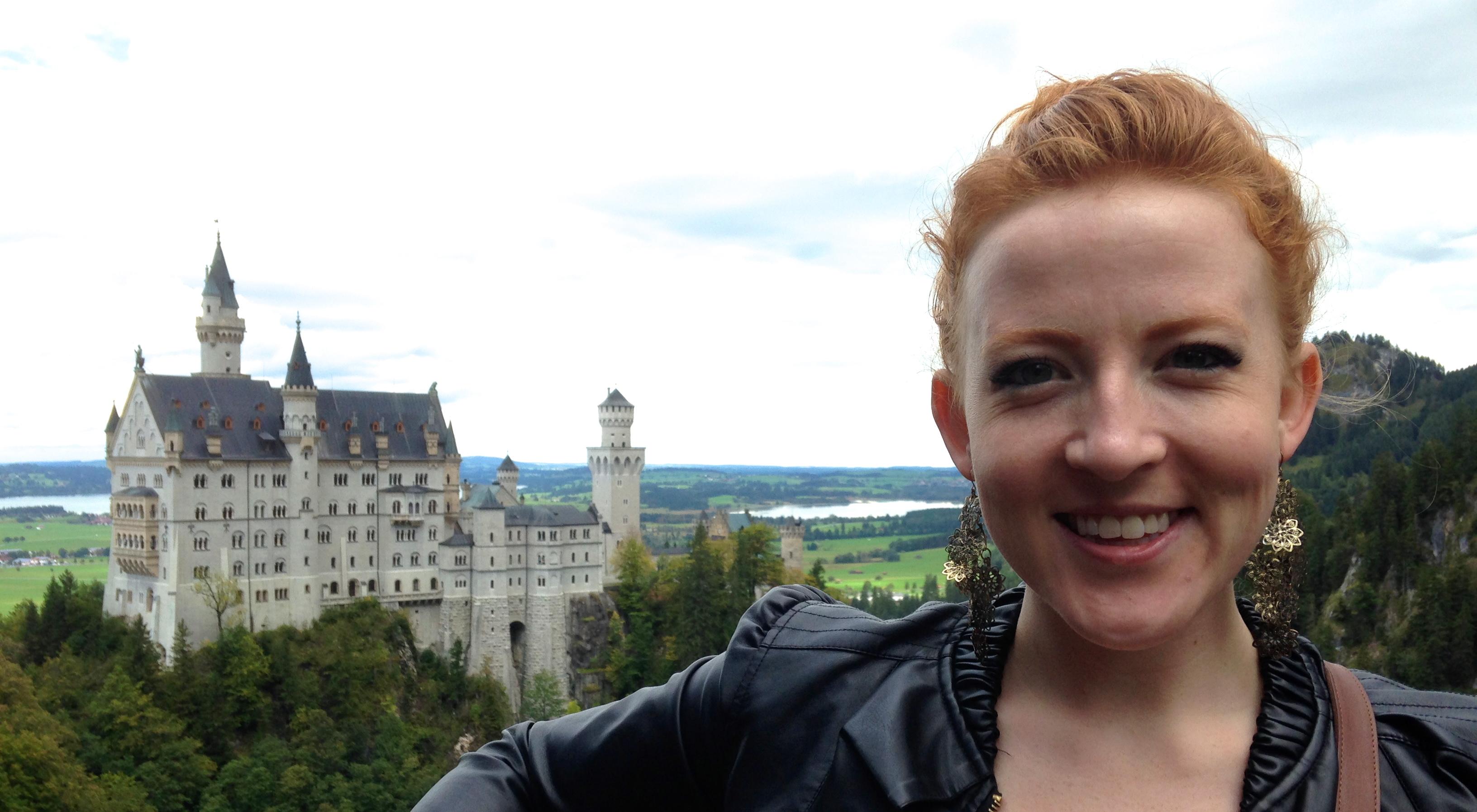 German Chancellor Fellow Kari Foss