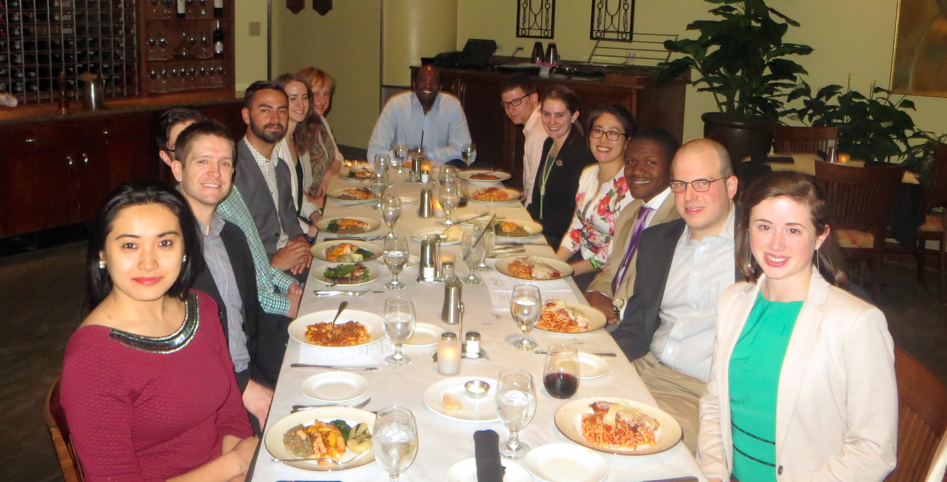 Esteemed Fellows Dinner Washington DC