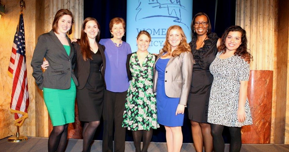 2015 Congressional Fellows on Women and Public Policy
