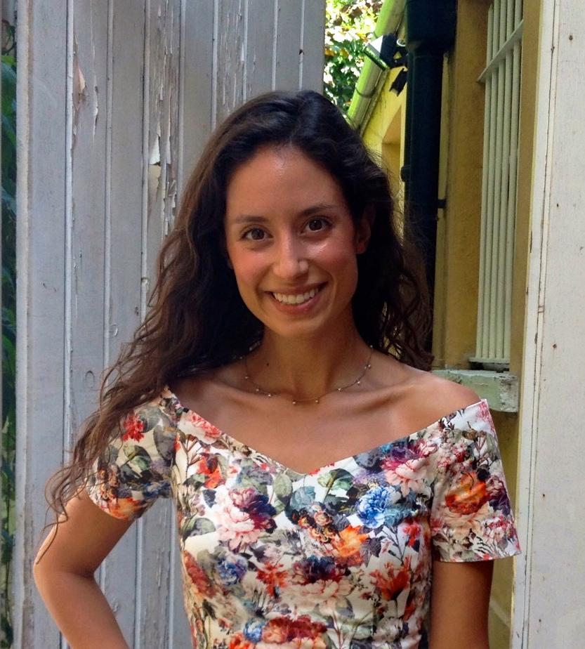 Doreen El-Roeiy, Fulbright Scholar