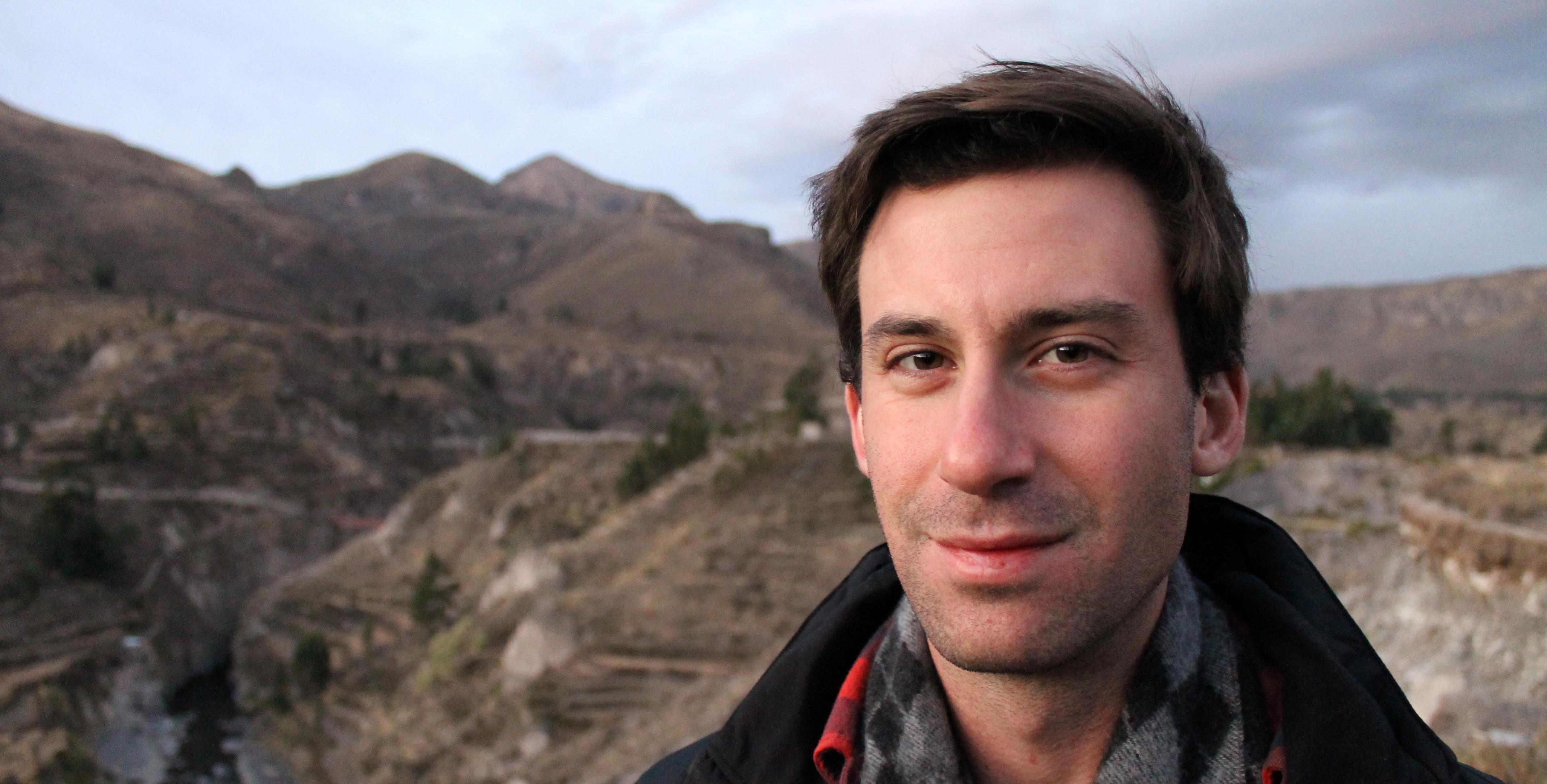 Eric Hirsch, IAF Fellow