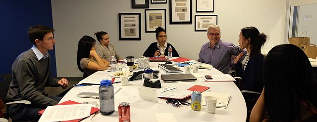 ProInspire 2014 SF Fellows-roundtable