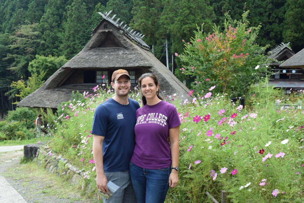 Sarah Sanderson, Rotary Peace Fellowship