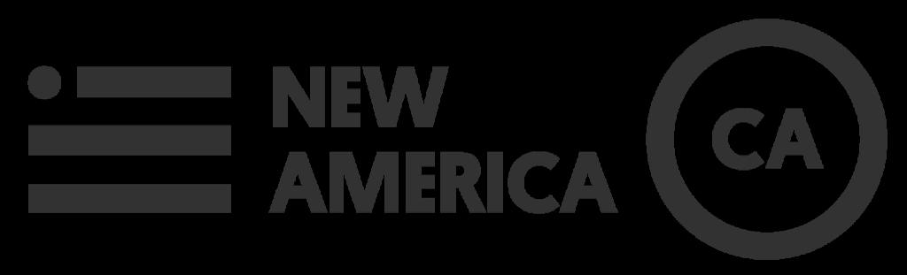 New America california logo