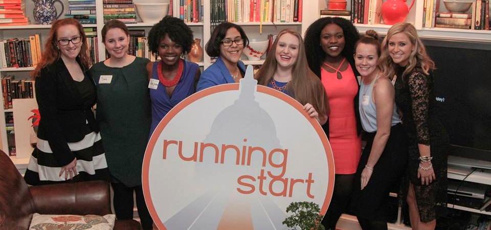 Chene Karega Running Start Walmart Star Fellowship