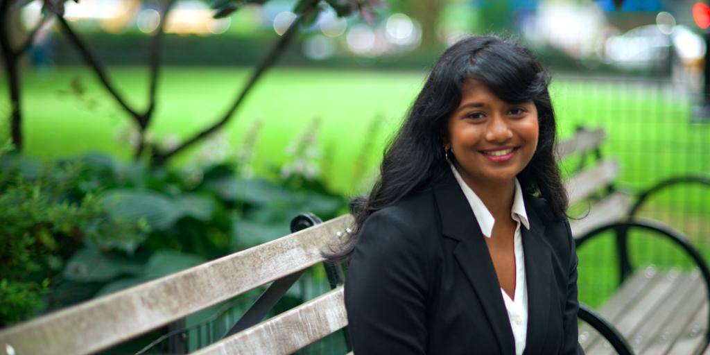 Luce Scholar Varsha Govindaraju