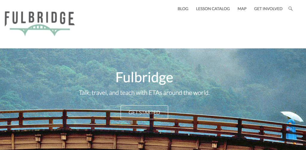 Fulbridge homepage