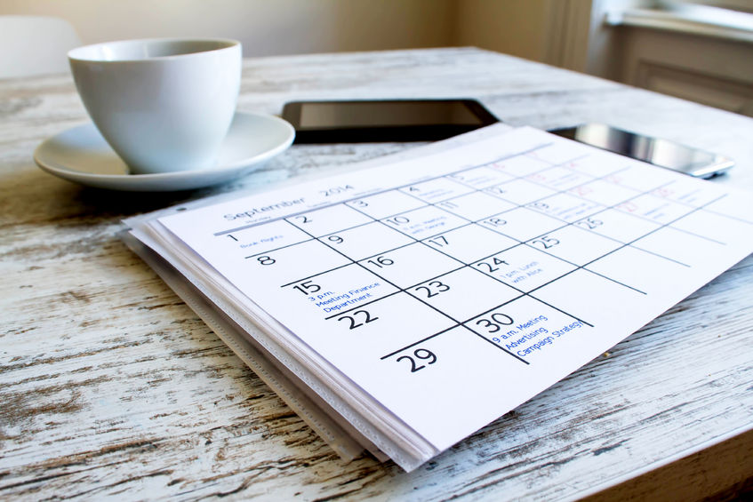Upcoming fellowship deadlines