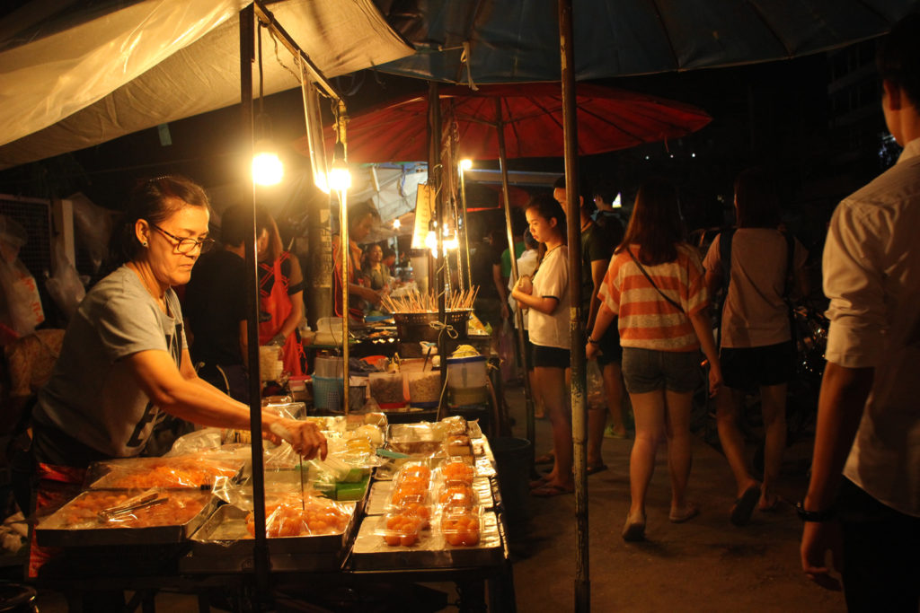 Luce Scholarship in Thailand
