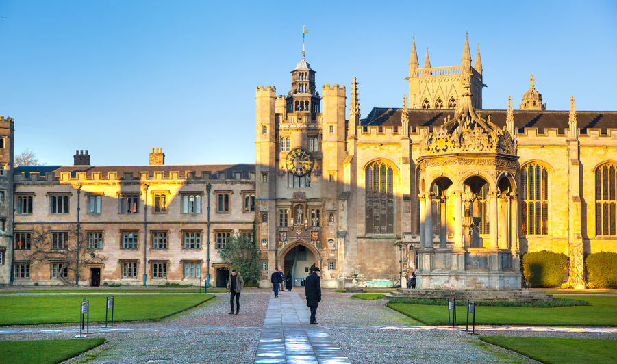 Apply for the Gates Cambridge Scholarship at the University of Cambridge