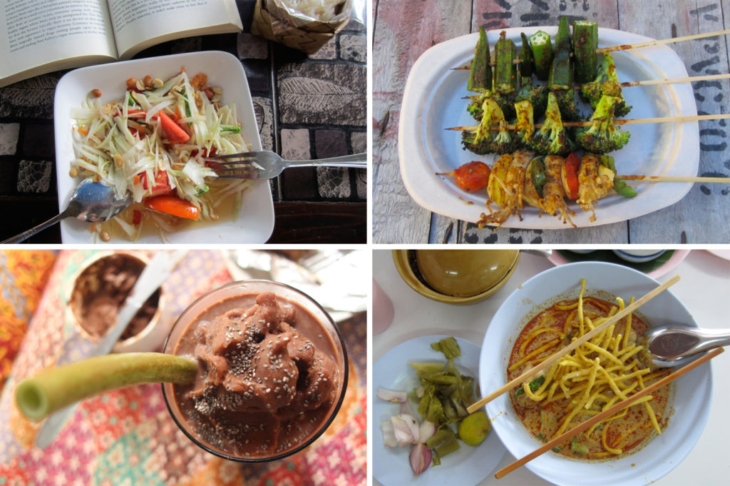 Luce Scholarship Food in Thailand