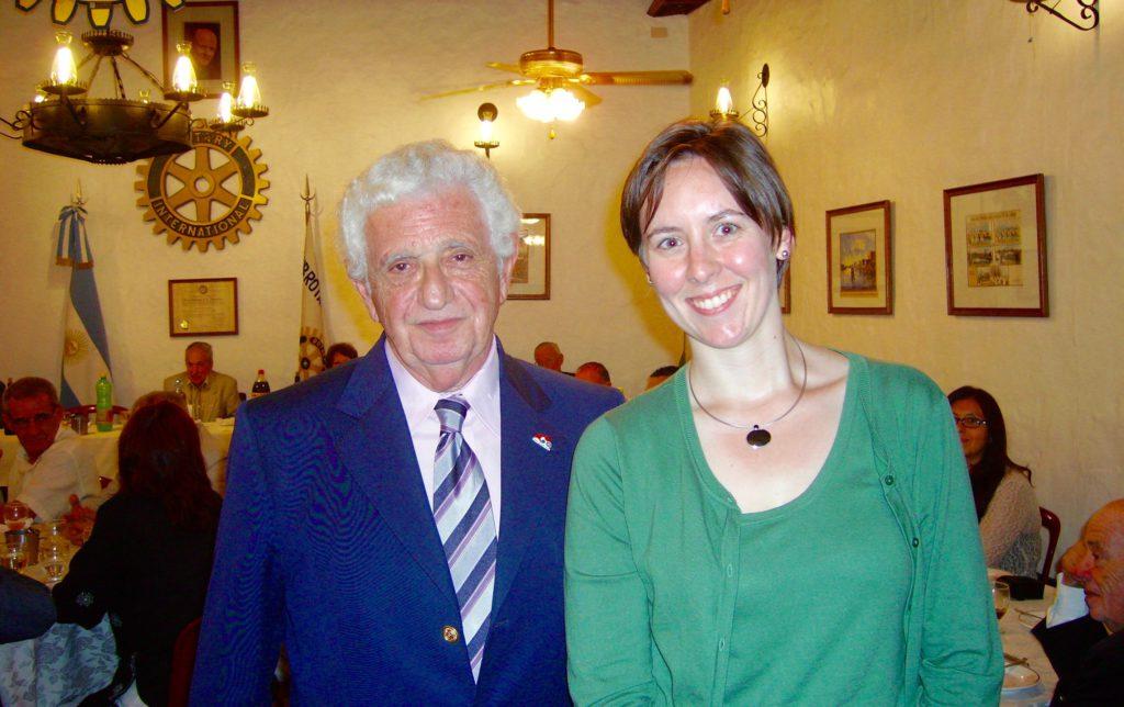 Christine Cloonan Rotary Ambassadorial Scholarship