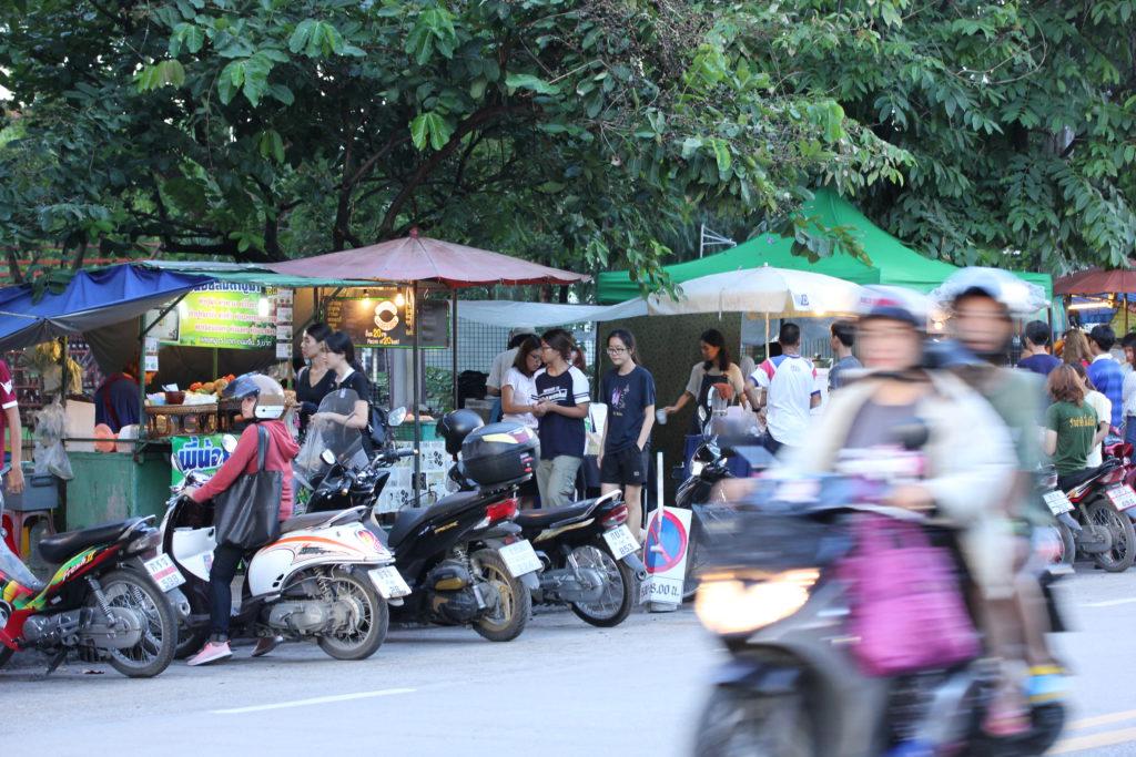 Annie Peyton Luce Scholarship in Thailand