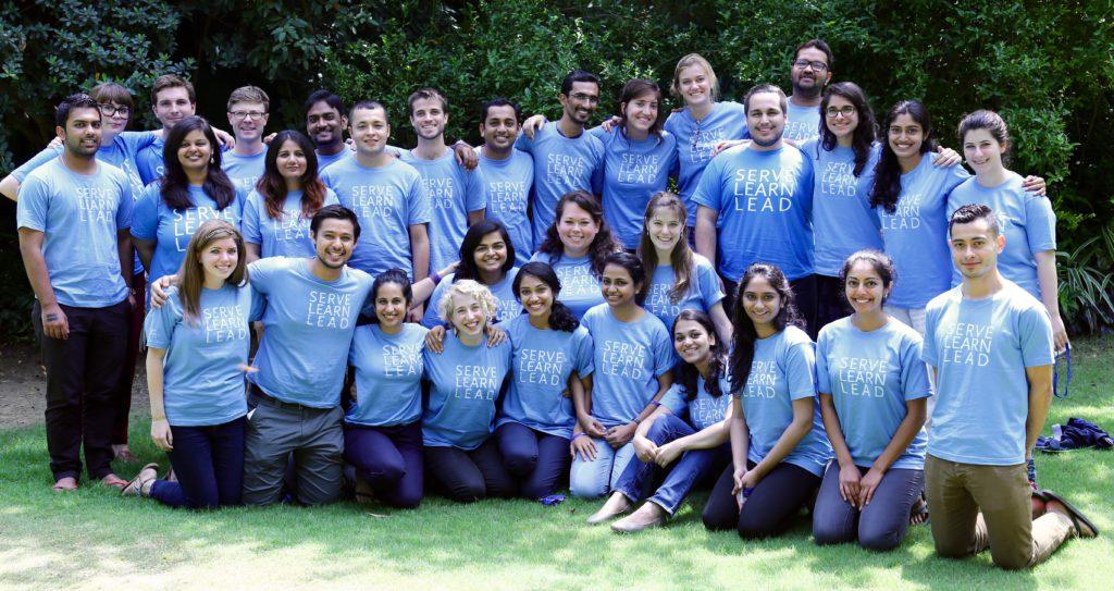AIF Clinton Fellowship in India