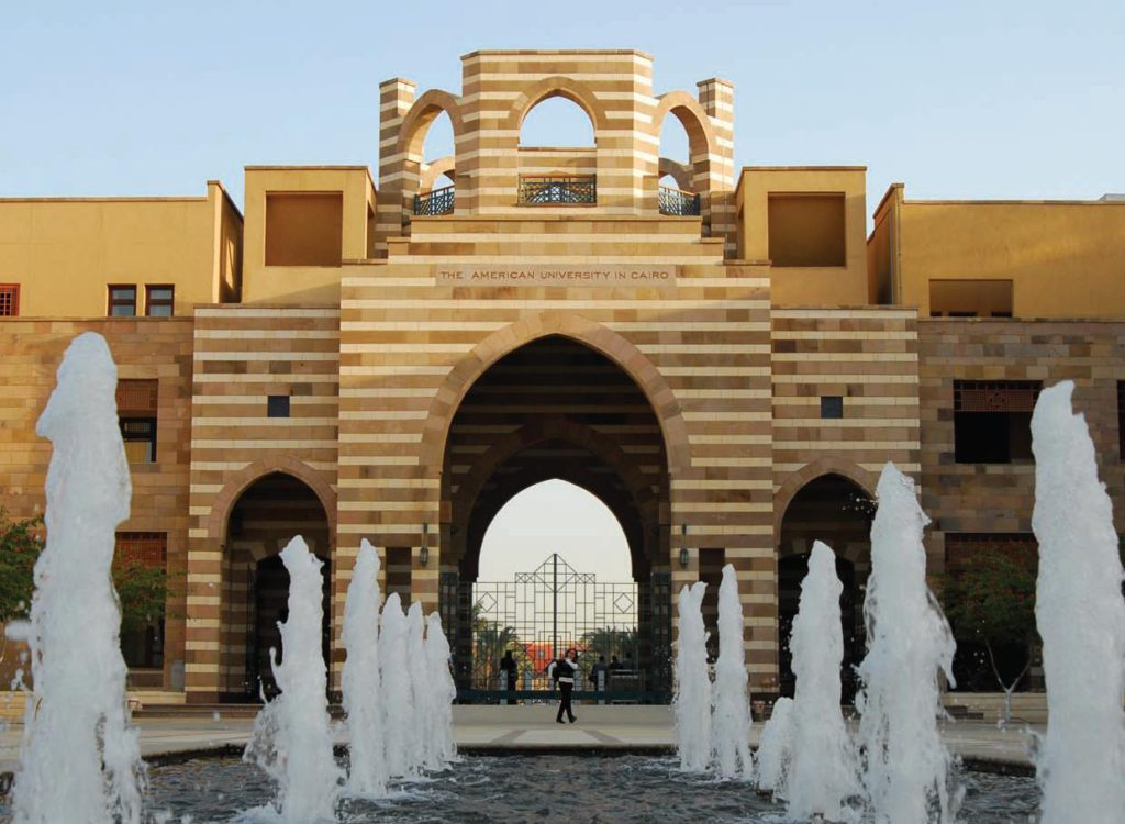Teaching English as a Foreign Language (TEFL) Fellowship at the American University in Cairo