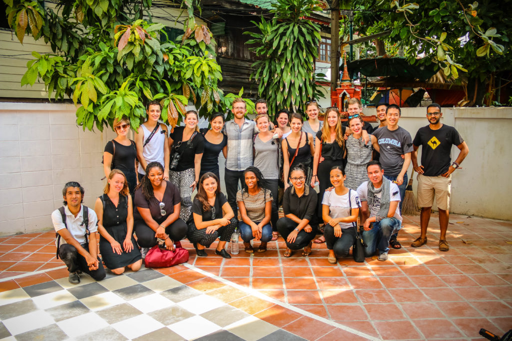 Luce Scholarship in Asia