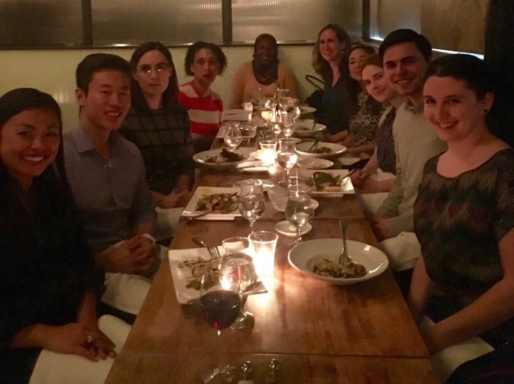International Fellows Network, New York City