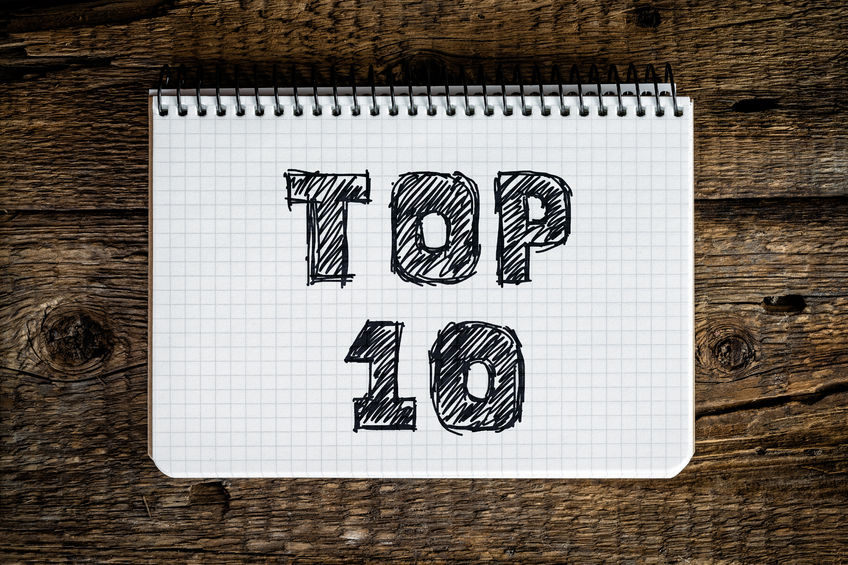 Top 10 Summer Fellowships of 2017